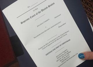 TSA Case Back to Supreme Court