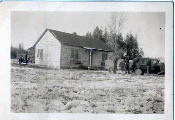 Florence Farm Idaho 1937