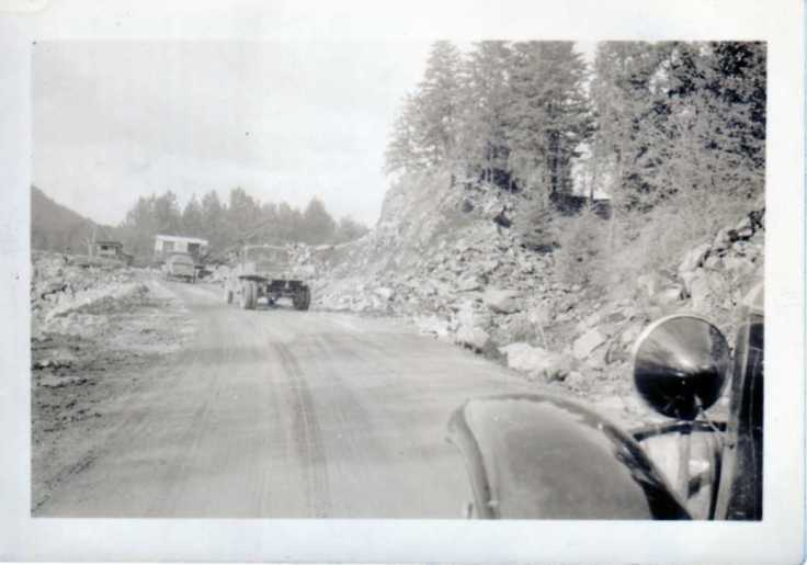 Logging Idaho 1937