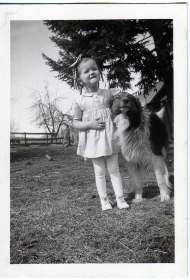 Silvia Timoskevich, Mar. 6, 1943